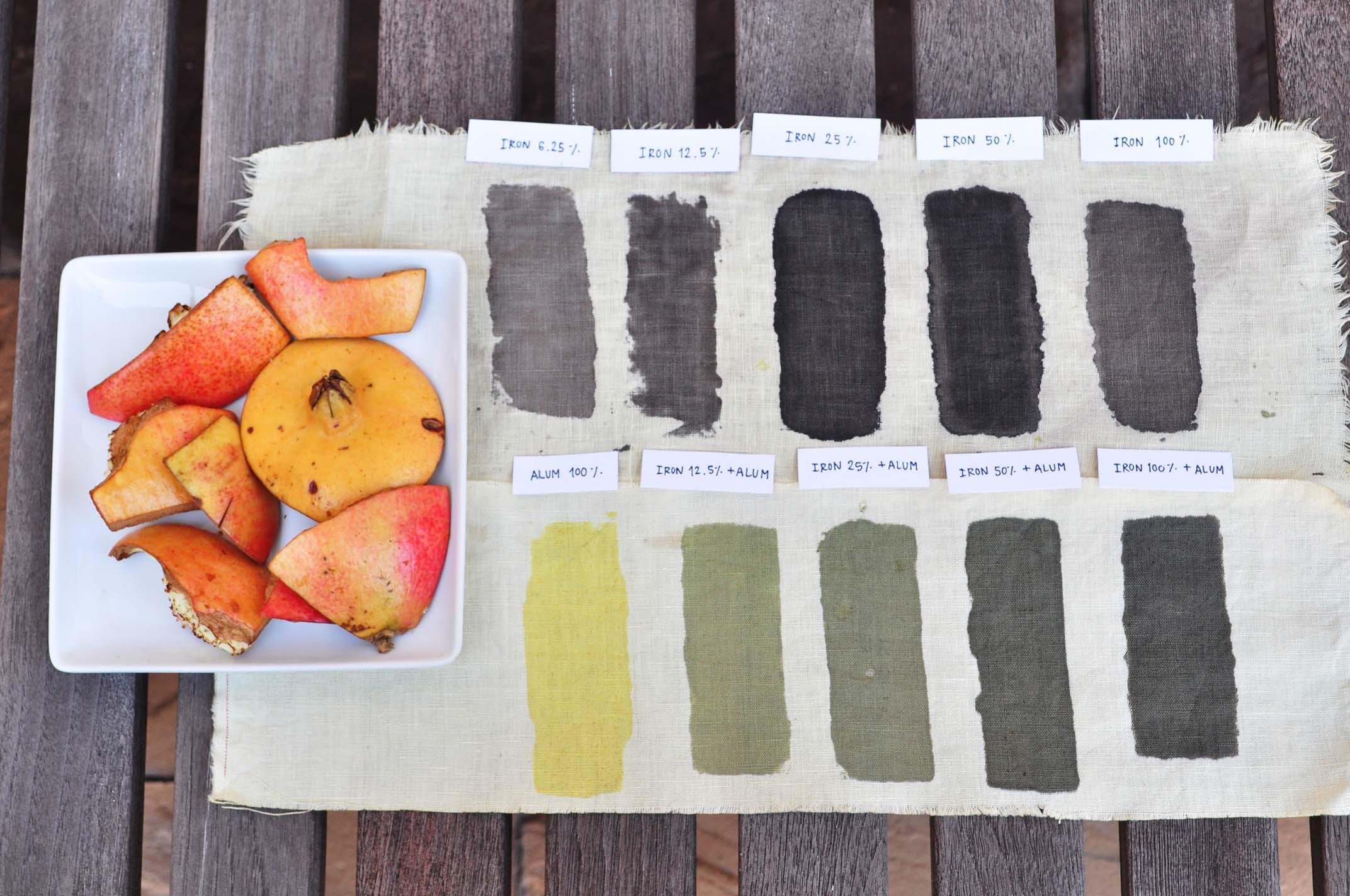 Black t shirt dye - Pomegranate Dye