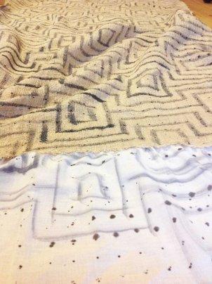 fabric flat tenugui